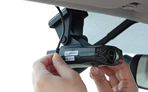 JAFメディアワークス「ドラドラ」シリーズ最新モデル「ドラドラまるっと」2カメラ搭載1台で前後左右360°記録できるドライブレコーダー(型番:DD-W01)