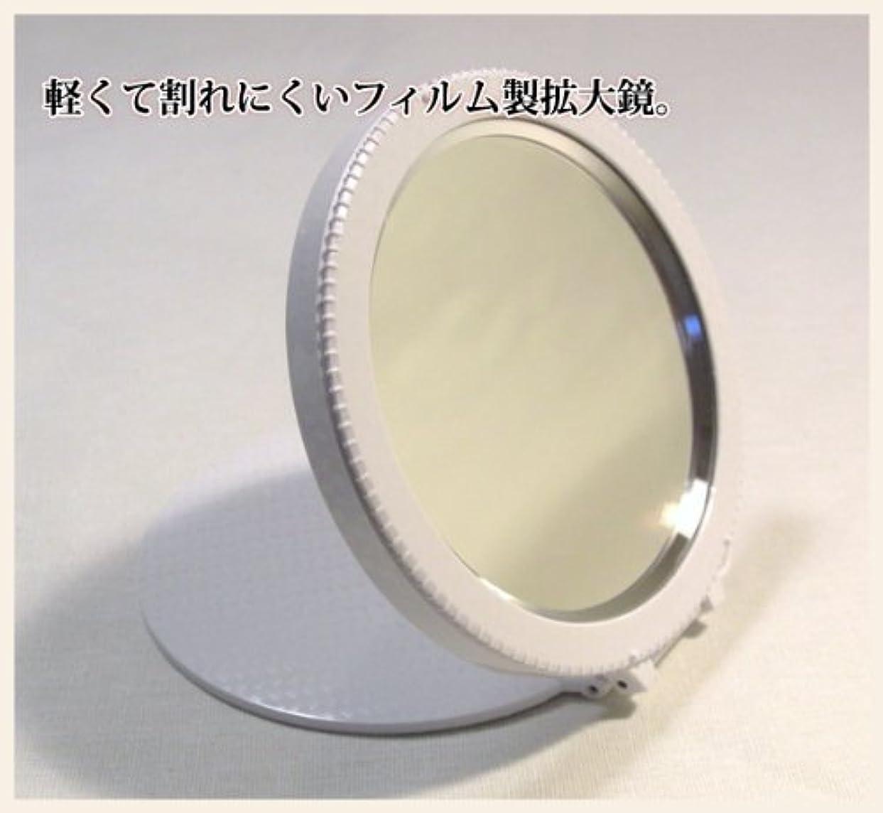 魚失礼な拷問軽量拡大鏡ミラー メンブレンミラー