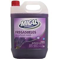 Mical Profesional Fregasuelos Muy Perfumado, Lavanda - 5 l