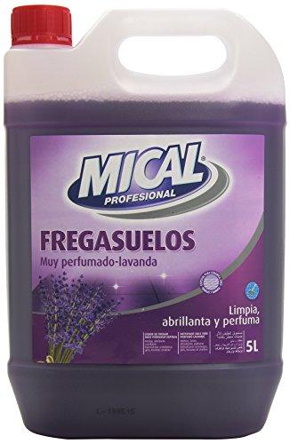 Mical Profesional - Fregasuelos - Muy perfumado-lavanda - 5 l