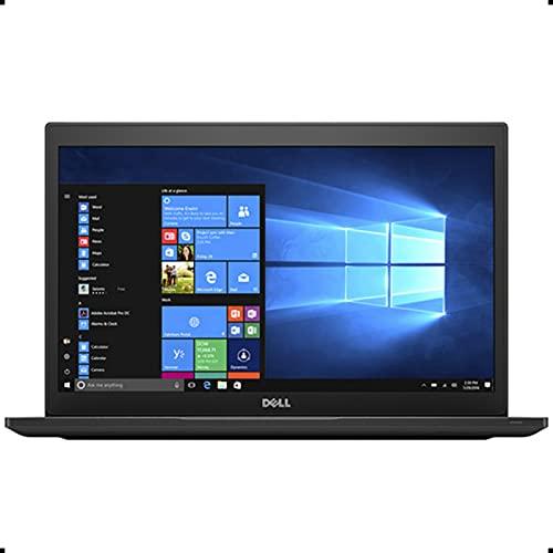 Dell Latitude 7480 14in FHD Laptop PC - Intel Core i7-6600U 2.6GHz 16GB 512GB SSD Windows 10 Professional (Renewed)