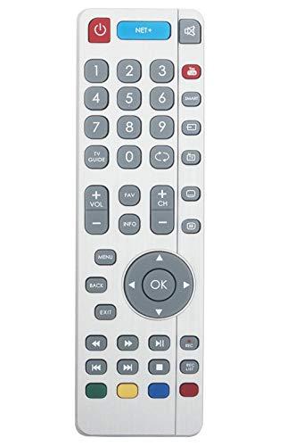 ALLIMITY SHWRMC0111 Telecomando Sostituisci per Sharp Aquos UHD 4K 3D TV LC-55CUF8462ES LC-55CUF8461KS LC-55XUF8772ES LC-55CUF8462KS LC-55XUF8772KS LC-65XUF8772ES LC-65XUF8772KS