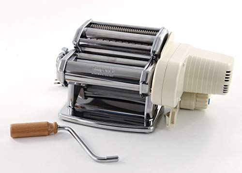 Imperia ips330032Juego Máquina para hacer la pasta, acero inoxidable