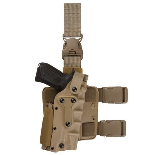 Safariland 3085 Military Tactical Holster with Detachable...