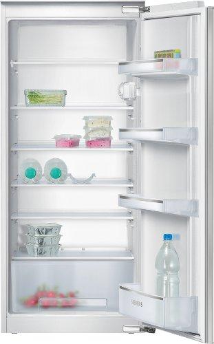 Siemens KI24RV52 iQ100 Einbau-Kühlschrank / A++ / Kühlen: 194 L / ohne Gefrierfach / SafetyGlass / Flachschanier