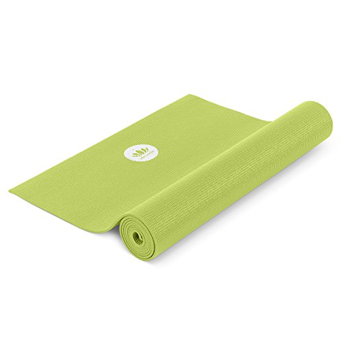 bester Test von yogamatte oko sehr gut Lotuscrafts MudraStudio Yoga Mat [5mm Dicke] – Hautsicher und giftig getestet -…