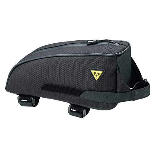TOPEAK Unisex-Adult TopLoader Rahmentasche, Black, One Size
