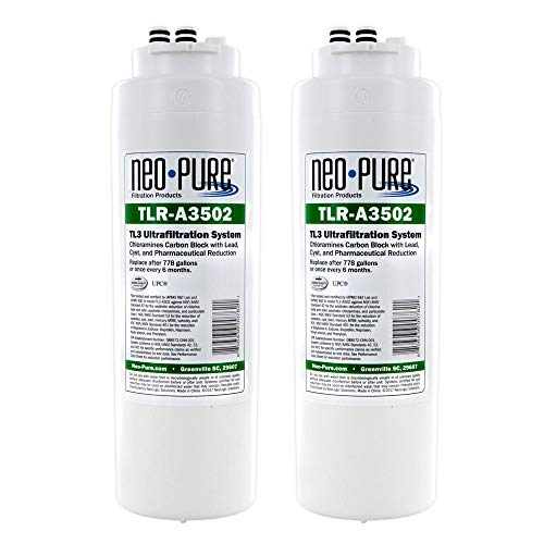 Neo-Pure Replacement Carbon Filter for TL3...