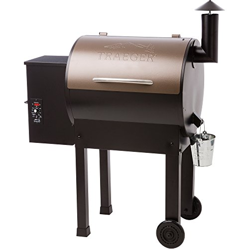 Our #9 Pick is the Traeger Grills Lil Tex Elite Pellet Smoker