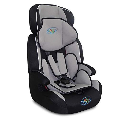 Cadeira9 a 36 Kg Cometa Preta Baby Style