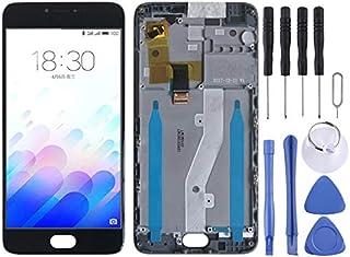 携帯電話の交換用LCDの画面 for Meizu M3 Note M681H M681Q用のLCDスクリーンとデジタイザーのフルアセンブリとフレーム 電話LCDディスプレイ