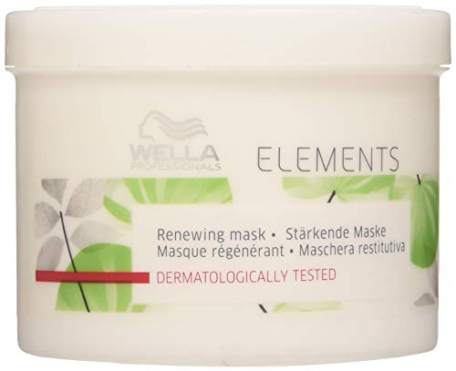 Wella Elements Renewing Mask 500 Ml 1 Unidad 500 g