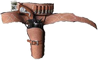Hollywoodprop Spaghetti Western The Good Bad and Ugly A Fistful of Dollars for A Few Dollars More Clint Eastwood Gun Belt Holster RIG Custom Made