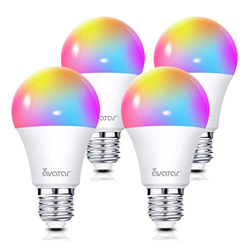 Smart bulbe gosund Alexa Ampoules 800 Lm B22 75 W DEL Dimmable Wi-Fi RGB Couleur