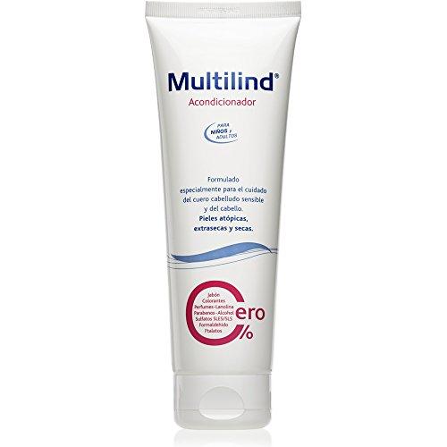 Multilind 1 x 250 ml conditioner – 3 verpakkingen – in totaal: 750 ml. Wasverzachter hypoallergeen