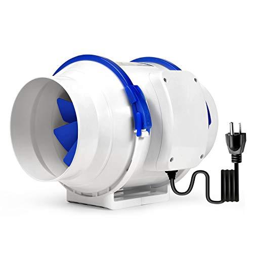 ventilador potente y silencioso fabricante Hon&Guan
