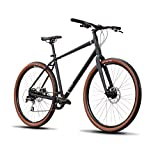 Raleigh Bikes Redux 1 MD/17 , Black