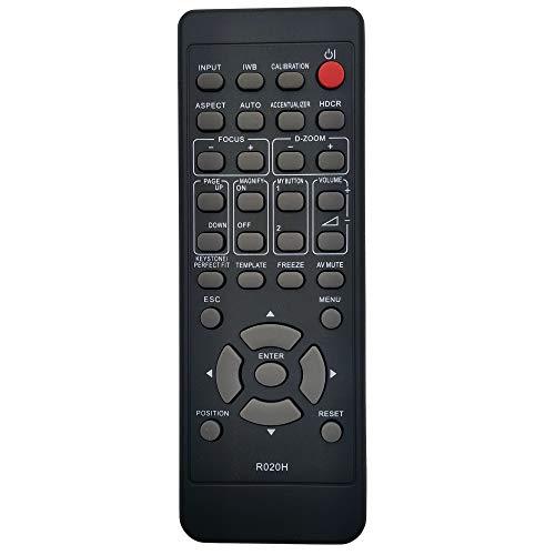Leankle Telecomando HL03033 per Hitachi Proiettori CP-AW2503/ AW2505/ AW3003/ AW3005/ AW3506/ AX2503/ AX2504/ AX2505/ AX3003/ AX3005/ AX3503/ AX3505/ BW301WN/ BX301WN/ CW251N/ CW251WN/ CW301WN