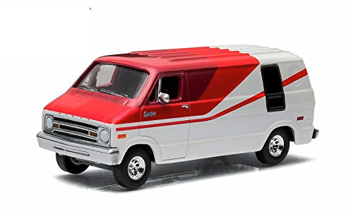 Greenlight 29810-D GreenLight Diecast Car, Red