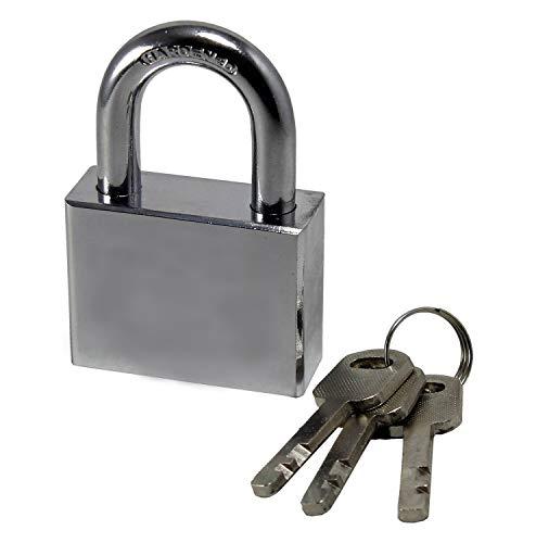 EUROXANTY® Candado de Seguridad de llave | Cerradura de