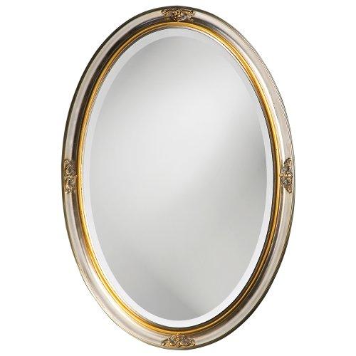 Howard Elliott Collection Carlton Bathroom Mirror