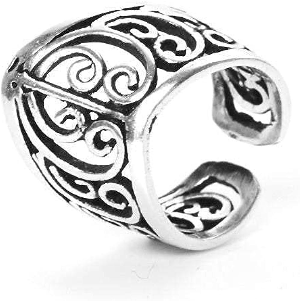 Bali Seattle Mall Style Sterling Ear price Cuff Silver
