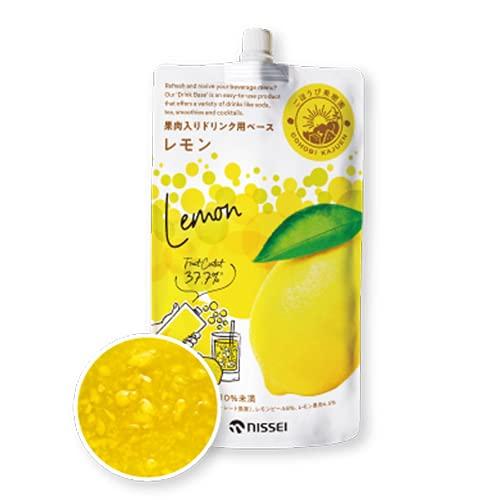 ごほうび果樹園 レモン 500g×8袋(1ケース) 日世株式会社 MD14194C
