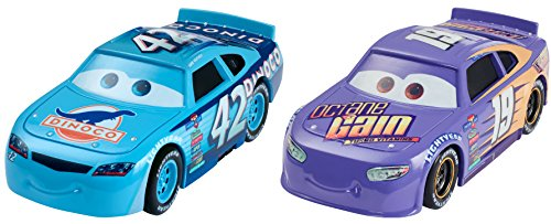 Disney Pixar Cars 3 Bobby Swift & Cal Weathers Die-Cast Vehicle 2-Pack