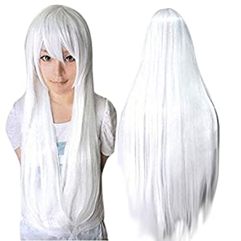 Best long white hair Reviews