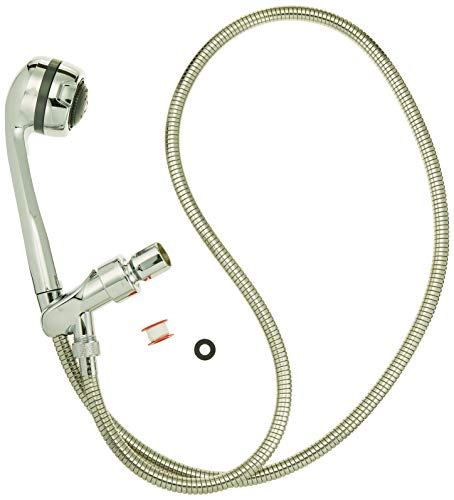 """Best Massaging Handheld Shower Head for Low Water Pressure - Fire Hydrant Spa Plaza Handheld with 59"""" Dura Stretch Stainless Hose US Trademark Serial Number 87180090"""