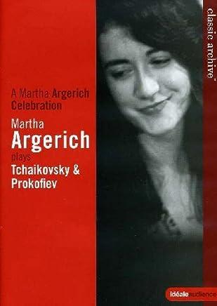Classic Archive: Martha Argerich plays Tchaikovsky & Prokofiev [DVD]