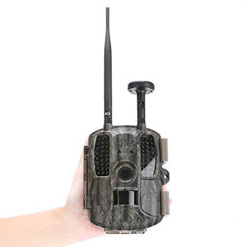 skwff Cámara de visión Nocturna La cámara de Caza admite Equipos de monitoreo Forestal HD de visión Nocturna al Aire Libre