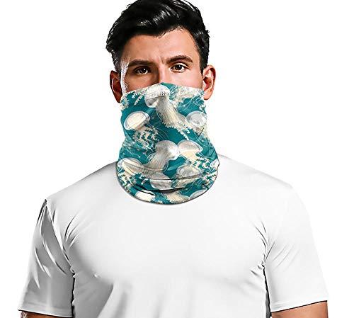 N/X Turban oogmasker zonnebrandcrème hoed zweet handdoek haarband