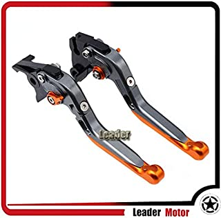 For SUZUKI GSX 650F 2008-2015 GSF 650 BANDIT 2007 GSX 1250F 2010-2016 Motorycle Folding Extendable Brake Clutch Levers (S)