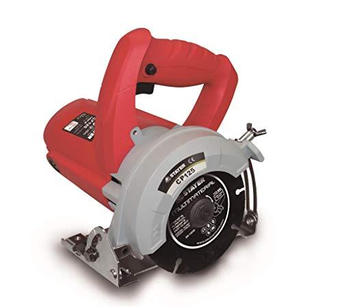 Stayer 1.1565 Mini Sierra circular PROFESIONAL de gran potencia Ø125mm CP 125