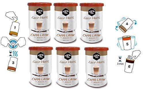 6 Dosen 42 degrees Cafe Latte