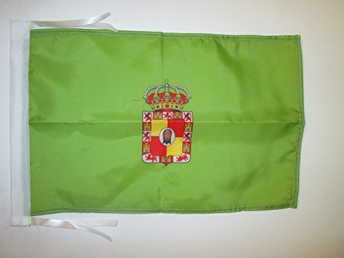 AZ FLAG Bandera de la Provincia DE JAÉN 45x30cm - BANDERINA