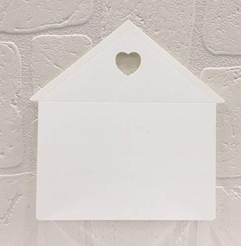 20 PZ Casa Casetta notes SEGNAPOSTO tableau mariage matrimonio