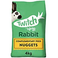 Wagg Twitch Rabbit Food, 4 kg, Pack of 3