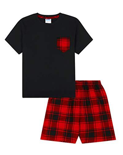Trendy Woven - Pijama Corto para niño