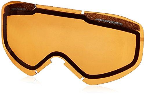 Oakley Unisex O2 Frame Ecran Xm Ersatzsonnenbrillengläser, Persimmon, Einheitsgröße