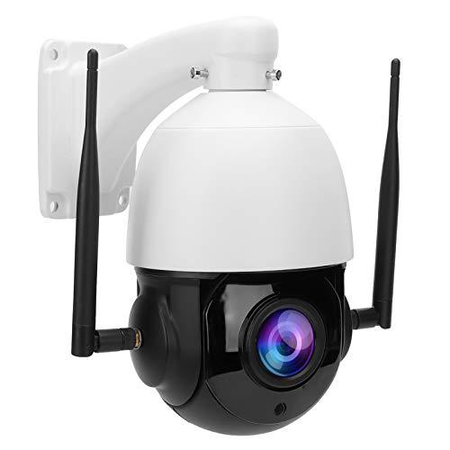 Cámara Digital, visión Nocturna 100‑240V 4G 1080P HD IP66 Cámara de Seguridad Impermeable, Monitor de Video para el hogar al Aire Libre(#1)