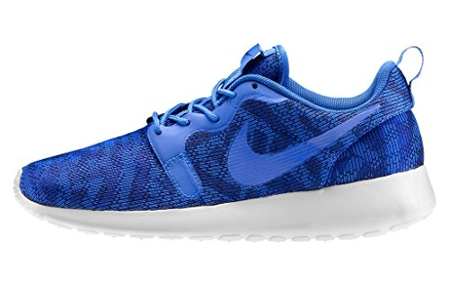 Nike Roshe One KJCRD Knit Jacquard Women Laufschuhe deep royal blue-soar-pure platinum - 38,5