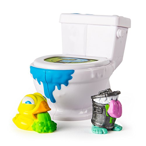 FLUSH FORCE WC da 2 Flushies, Colore Assortito, 6037313