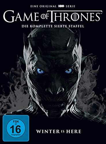 Game of Thrones: Die komplette 7. Staffel [4 DVDs]