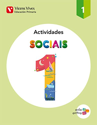 Sociais 1 Actividades (aula Activa) - 9788468221960