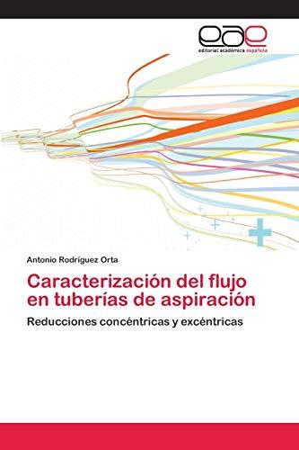Caracterización del flujo en tuberías de aspiración