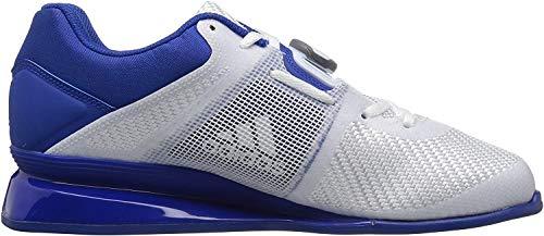 adidas Men's Leistung.16 II Cross-Trainer Shoes, White/Black/Collegiate Royal, (7 M US)
