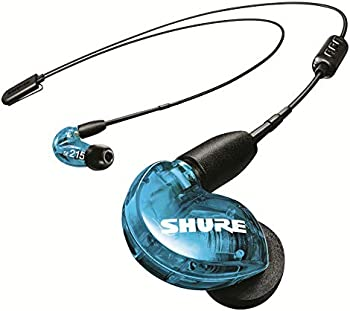 Shure SE215 Sound Isolating Wireless Earphones with Bluetooth 5.0