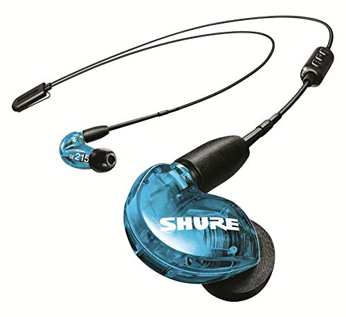 Shure SE215 (BT2) Wireless Earphones w/ Bluetooth 5.0 (2019)  $59 at Amazon